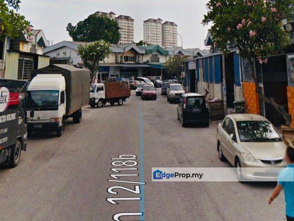 Desa Tun Razak 1.5 Storey Factory For Sale, Kuala Lumpur, Cheras