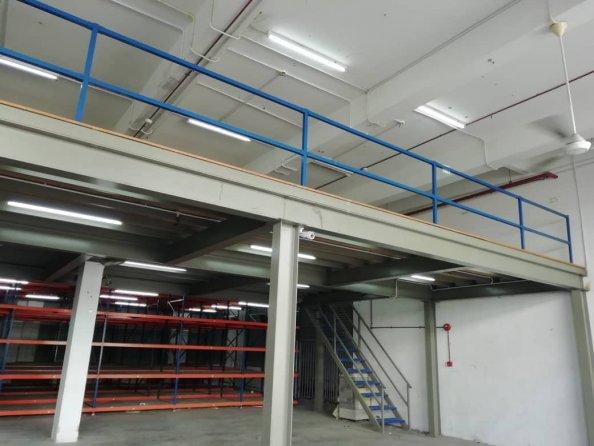 Desa Tun Razak Semi D Factory For Rent, Kuala Lumpur, Cheras