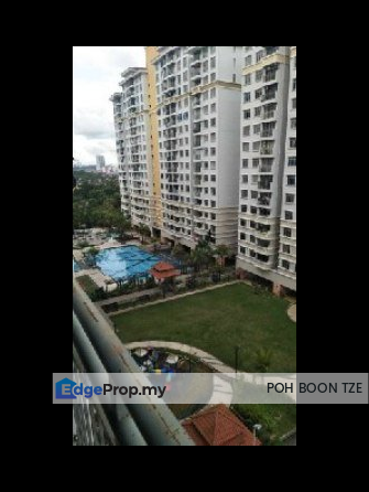 KIPARK 3 BEDROOM APARTMENT FOR SALE, Johor, Tampoi