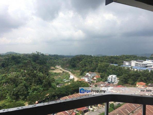 Penthouse Vista Serdang,Taman Bukit Serdang, Selangor, Seri Kembangan