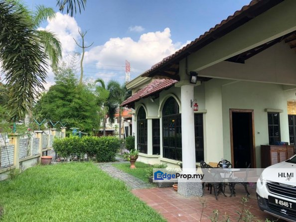 1½ Storey Bungalow Corner Lot at Mutiara Bangi, Selangor, Bangi