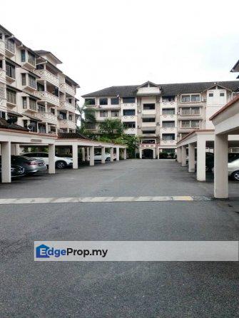 Melati Apartment - Ground Floor (Very Rare), Penang, Sungai Nibong