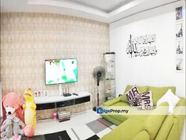 Double Storey Terrace @ Salak Tinggi, Selangor, Sepang