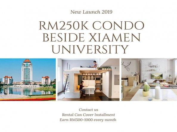 Freehold Condo Full Loan Furnished 2R2B , Selangor, Cyberjaya