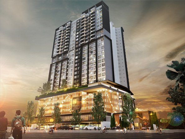 [PANDORA CONCEPT DESIGN] Beside MRT Furnished Cash, Penang, Bayan Baru