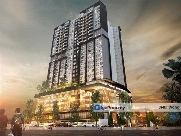 [SKY FACILITIES] Modern Design Walk To MRT , Selangor, Batu 9th Cheras