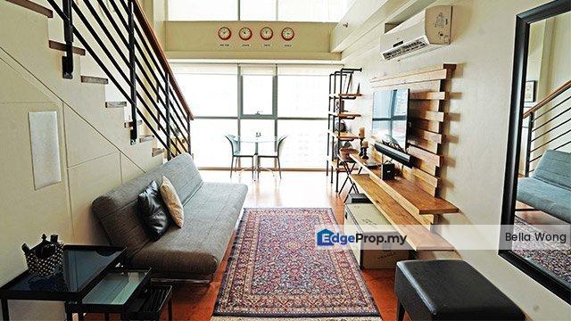 [ NEW YORK STYLE ] Two Bedroom Loft Type Condo, Kuala Lumpur, Damansara