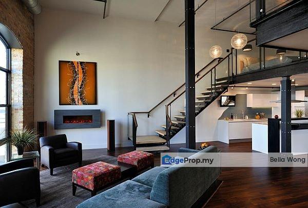 Beside MRT Loft Duplex RM420K, Kuala Lumpur, Ampang