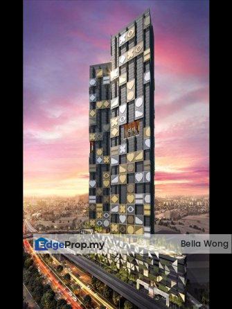 [ BEST INVEST ] ARTE SERIES PROJECT BESIDE MRT , Kuala Lumpur, Cheras