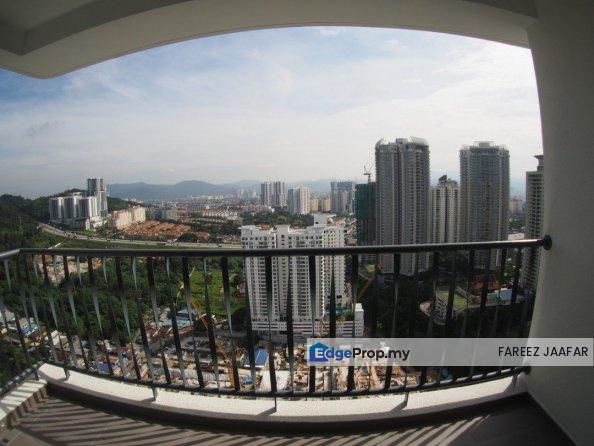 Low Density and Quite neighborhood in Mont Kiara, Kuala Lumpur, Mont Kiara