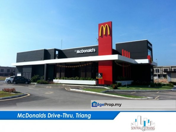 SINGLE STOREY SEMI-D,  Taman Prima, Bandar Bera, Pahang, Bera