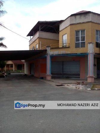 Shoplot Taman Chengal Indah, Pahang, Bera