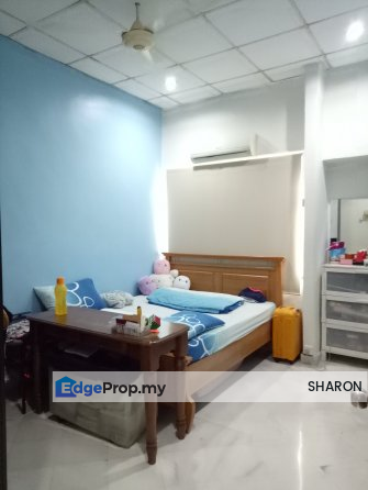 Taman Segar, Cheras, 2 Storey Link House for SALE, Kuala Lumpur, Cheras