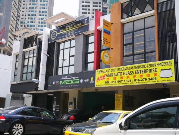 The Core Block 6  Taman Sains Selangor, Selangor, Petaling Jaya