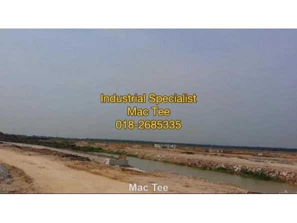 Sungai Kapar Indah Industrial Park , Klang , Selangor