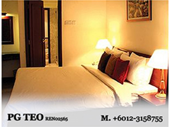 Berjaya Times Square Serviced Apartment , Pudu , Kuala Lumpur