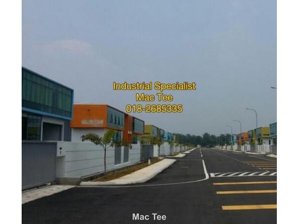 Meru Technology Park , Klang , Selangor
