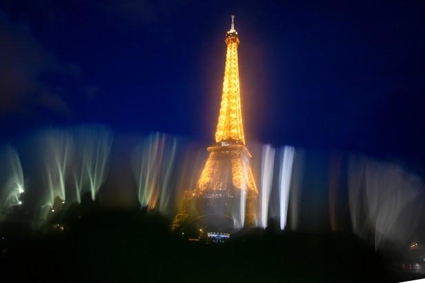 Eiffel Tower starts work on anti-terror upgrade
