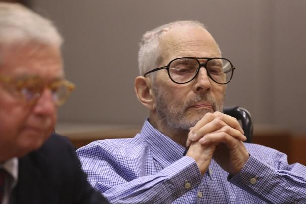 Prosecutors present murder case against US real estate tycoon