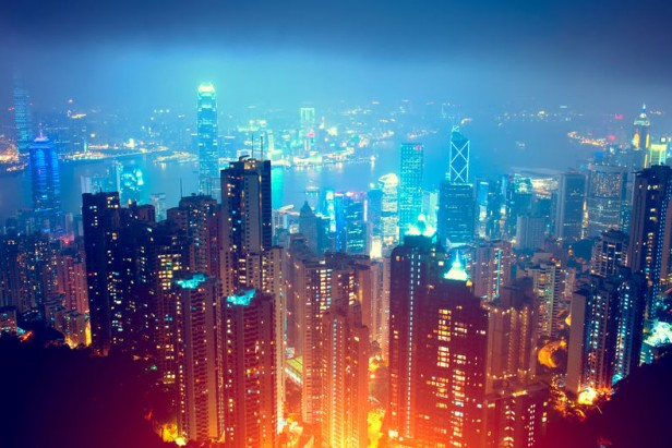 Hong Kong skyscrapers the most costly in the world