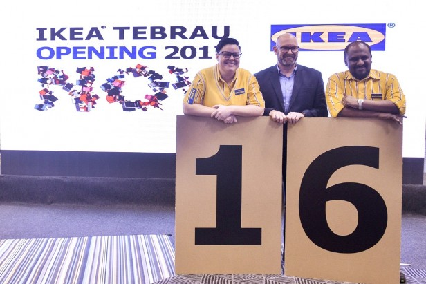 IKEA Tebrau to open Nov 16