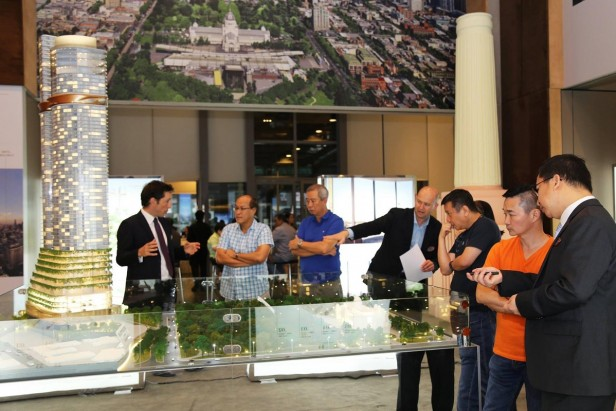S P Setia's Sapphire By The Gardens 70% taken up over weekend launch