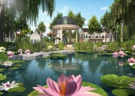 a7008lily_pond.jpg by Sunsuria Bhd for The Edge