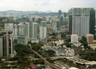 An aerial view of Kuala Lumpur. (Photo by: Haris Hassan/TheEdge)
