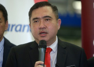 Transport Minister Anthony Loke Siew Fook. (Photo by: Sam Fong/The Edge)