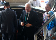 Former premier Datuk Seri Najib Abdul Razak. (Photo by: Patrick Goh/TheEdge)