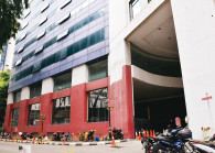 The former Wisma KFC is in a prime location close to the intersection of Jalan Sultan Ismail and Jalan P Ramlee. (Photo by: EdgeProp.my)