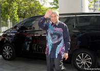 Datuk Seri Dr Ahmad Zahid Hamidi. (Photo by: TheEdgemarkets)